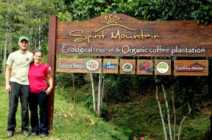 Jonathan and Shelly Spirit Mountain Coffee  - Dominican Republic