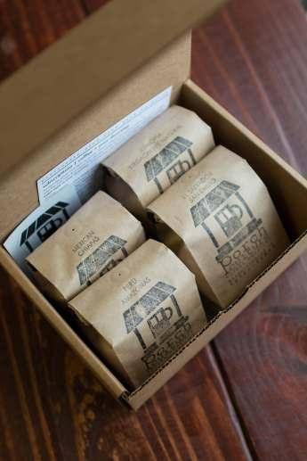 Porch Culture Craft Coffee Single Origin Sample Pack